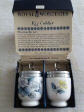 Egg Coddler Boxed Decorative Royal Worcester Porcelain & China