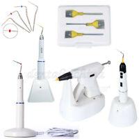 Dental Endo Obturation System Gun Heated Pen Percha Gutta tips Fill Needles Tips