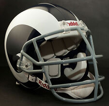 DAVID DEACON JONES Edition LOS ANGELES RAMS Riddell AUTHENTIC Football Helmet