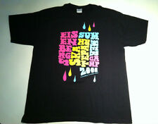 Eisenbergs SKATE AND BIKE Summer Camp 2008 STAFF Shirts!  Size LARGE, NEW.