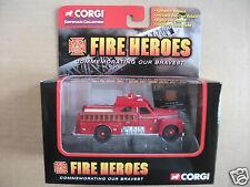 Corgi Fire Engine  Heroes 1951 Seagrave 70th Anniversary Pumper