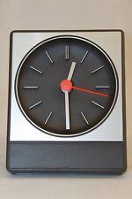 Design Uhr Aachen Germany, Tischuhr, Vintage, 70er, wie neu