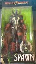 """Mcfarlane Toys Mortal Kombat MK11 Spawn with Axe 7"""" Action Figure - IN HAND"""