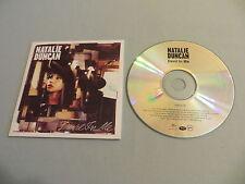 NATALIE DUNCAN Devil In Me promo CD album