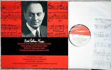 WOLFGANG BOETTCHER KNORR CELLO STEREO LP