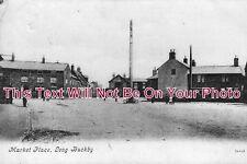 NH 238 - Market Place, Long Buckby, Northamptonshire c1907 - 6x4 Photo