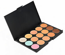 15 Color Hot Professional  Warm Nude Shimmer Eyeshadow Comestic Makeup Palette