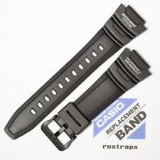 Reloj Pulsera Correa de resina Casio bandas ancho de banda