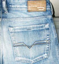 *HOT 100% AUTHENTIC Men'S DIESEL @ ZATHAN Art 71J BOOTCUT DISTRESS Jeans 29 x 34