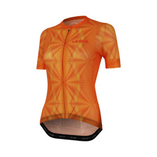 Womens Le Col Orange Pro Air Nexus Cycling Jersey. Medium. NEW £120 UK 10