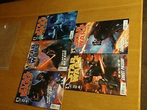 Star Wars Darth Vader And The Ghost Prison Dark Horse Comics NM No Reserve!
