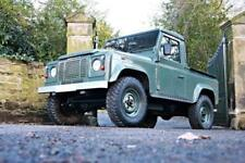 Pickup Land Rover Manual Cars