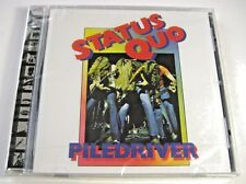 Status Quo - Piledriver - Remastered with Bonus Track - NEW CD ALBUM