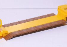 1:87 EM3853 Herpa Max Bögl Goldhofer Baggerbett gelb neu für Umbau Eigenbau