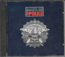 "THE POLICE- RARO CD PROMO "" MESSAGE IN A BOX """