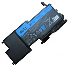 Genuine Battery For Dell XPS 15-L521X Series W0Y6W 9F233 3NPC0 65WH US Ship