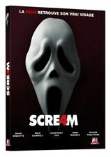 Scream 4 DVD NUEVO EN BLÍSTER