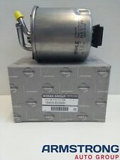 New Genuine Nissan Diesel Fuel Filter Navara D40 Spain R51 Pathfinder 16400EC00D