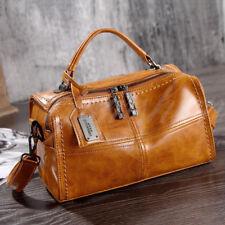 Women Leather Handbag Shoulder Satchel Messenger Crossbody Tote Bag High Quality
