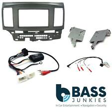 Connects2 CTKMT05 - MITSUBISHI Lancer 2008 Double DIN Car Stereo Fit