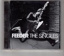 (HP346) Feeder, The Singles - 2006 CD