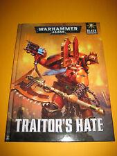 Warhammer 40k - Chaos Space Marines - Black Crusade - Traitor's Hate