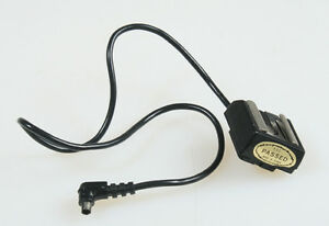 FLASH SHOE TO PC CORD HOT