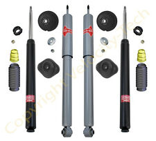 KYB 4 SHOCKS MOUNTS & BOOTS SET BMW E30 318i 325i 325is M3 325e 85 to 91 KIT