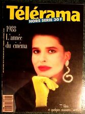 Lot 3 TELERAMA HORS SERIE films CAnnes 1988 1994 à 1996