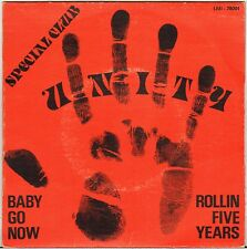 """UNITY """"ROLLIN FIVE YEARS"""" AFRO ROCK PSYCH 70'S SP LIDO MUSIC 78.001"""