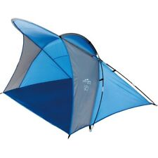 Strandmuschel UV60+ Sonnenschutz Windschutz Strandzelt Muschelzelt 200x150x130cm