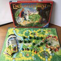 Vintage Enchanted Forest Board Game by Ravensburger 1994 VGC