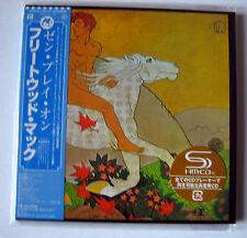 "FLEETWOOD MAC ""Then Play On""  Japan mini LP SHM CD"