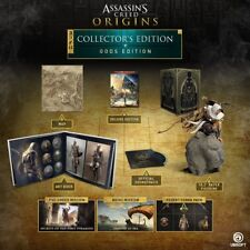 Assassin's Creed: Origins -- Gods Collector's Edition (Sony Playstation 4, 2017)