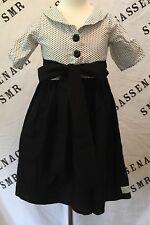 NWOT Girls Little Bird Clothing Company LBCC Coco dress Size 7 NEW