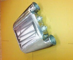 Wassergekühlter Ladeluftkühler Groß 16V VR6 1.8T S4 Turbolader Kit Wasser Turbo