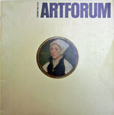 Ed Art Magazine Ruscha, Barbara / Artforum Volume III Number 5 1st Edition 1965