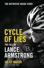 Macur, Juliet, Cycle of Lies: The Fall of Lance Armstrong, Very Good Book