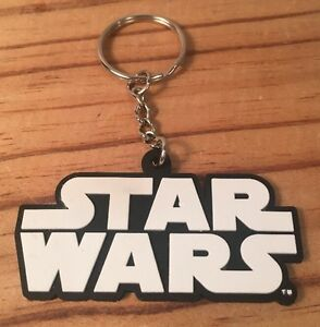 Star Wars Rubber Keychain Stocking Stuffer #386