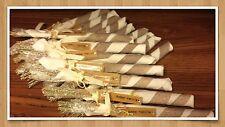 Handmade Amber Vanilla Incense Sticks