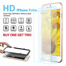 3x Anti-blue Light Anti Scratch Tempered Glass Protective for iPhone 7 Plus