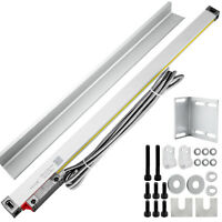 600MM Linear Scale For Milling Lathe Machine Aluminum Digital Readout Replace
