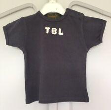 Navy Blue Timberland T-Shirt Age 3 Months