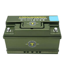 24V30Ah 1000CCA LiFePO4 lithium ion Battery for Ship,diesel engine,truck
