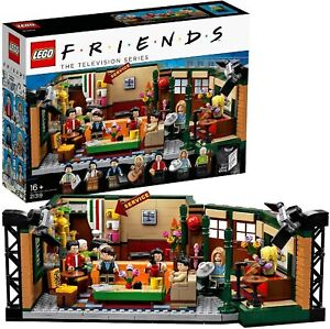 LEGO 21319 Ideas Central Perk Friends TV Show Series with  Iconic Cafe Studio
