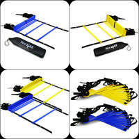 Yes4All Agility Ladder with Carry Bag - Multi Choices: 8, 12, 20 Rung