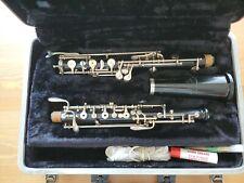 Vintage Buescher Aristocrat Oboe, B5711, w/OHSC