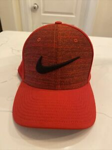 Nike Fitted Hat Red Size Large/XL