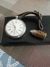pocket watch Antique sterling silver