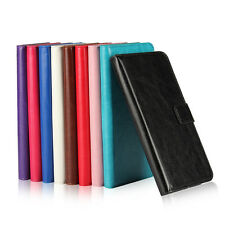 Magnetic PU Leather Wallet Flip Case Cover For HTC One A9
